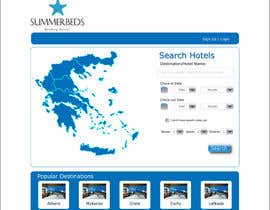 #65 pentru Website Design for SUMMERBEDS de către christarad