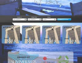 nº 79 pour Website Design for SUMMERBEDS par sebastianhoerz