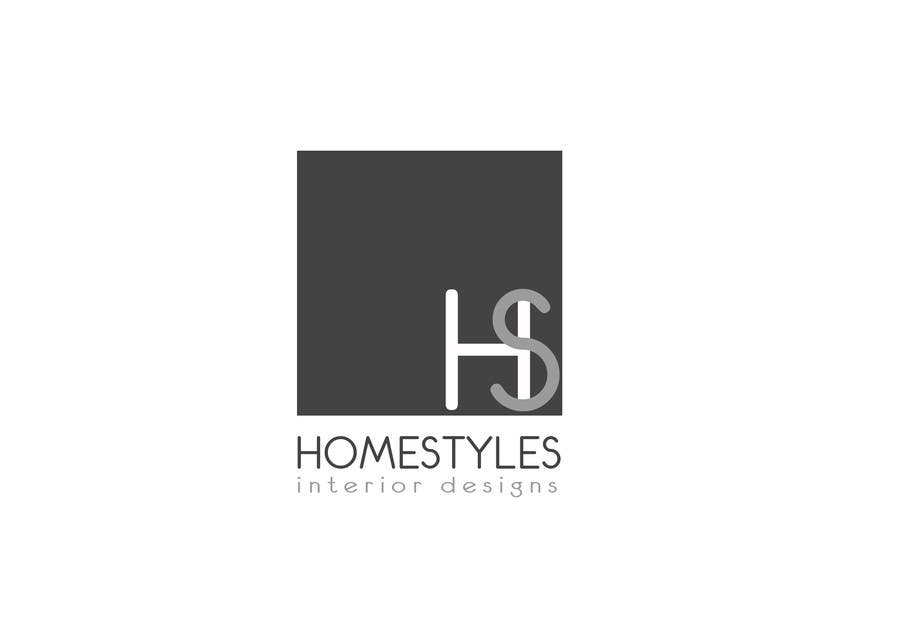 Entry 140 By Naty2138 For Design A Logo Font For High End Interior Design Company Homestyles