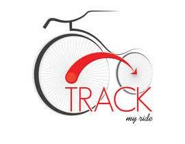 #86 untuk Design a Logo for Trak my ride oleh marilrosa