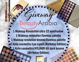 Nro 1 kilpailuun Design a give away Advertisement makeup käyttäjältä kdeluca