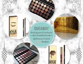 Nro 14 kilpailuun Design a give away Advertisement makeup käyttäjältä vivekdmn