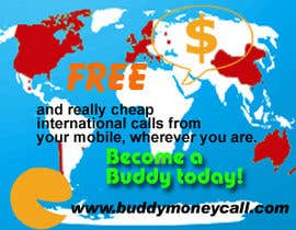 #9 for Design an Advertisement for our BuddyCall app by beamoutsourcing