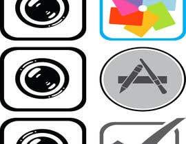 #1 para Design a Collection of Logos / Icons for Websites/Apps por agusTH
