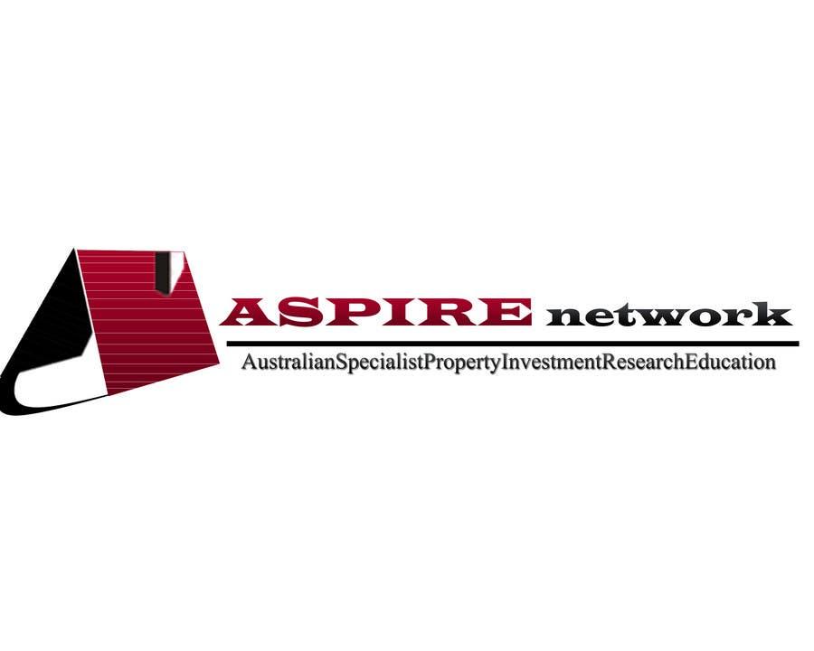 Penyertaan Peraduan #179 untuk Logo Design for ASPIRE Network