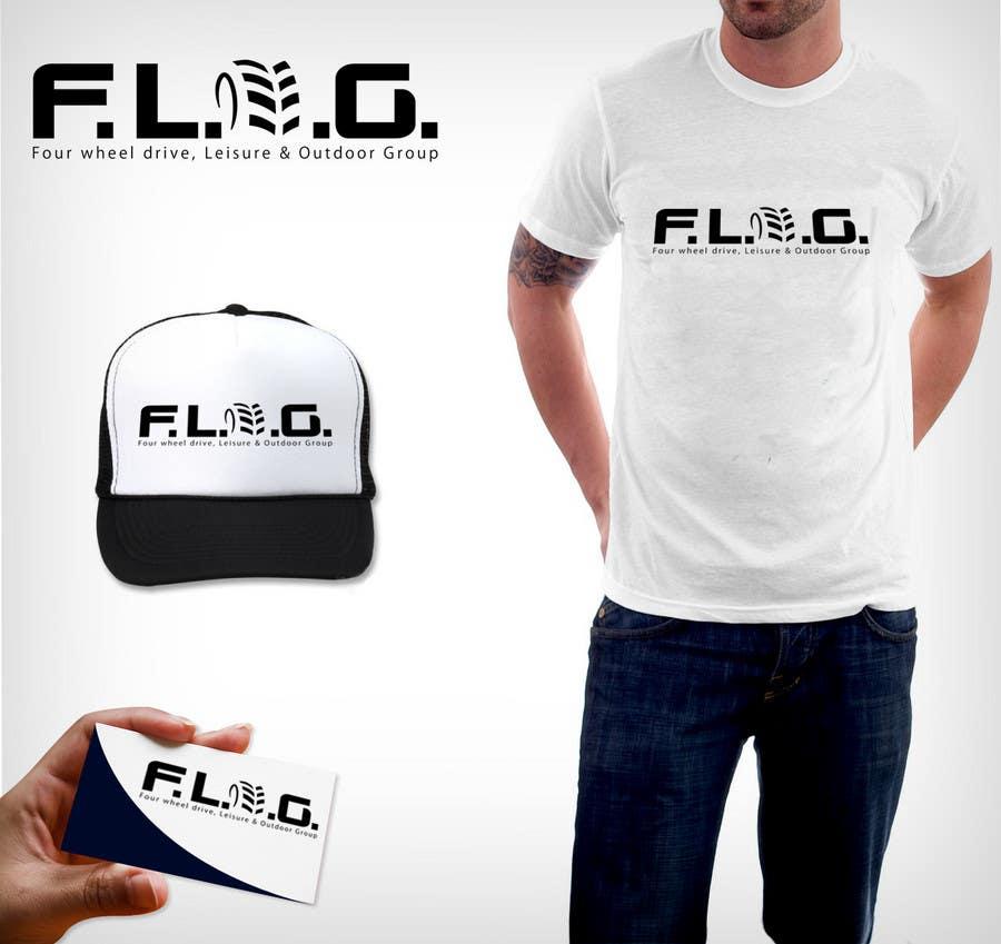 #34 for Logo Design for F.L.O.G. by palelod