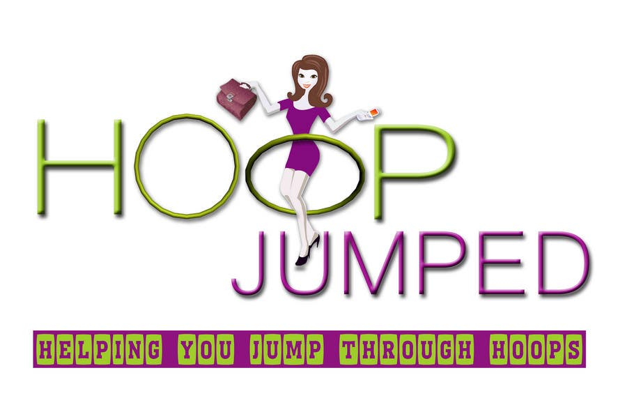 Contest Entry #                                        67                                      for                                         Logo Design for Hoop Jumped
