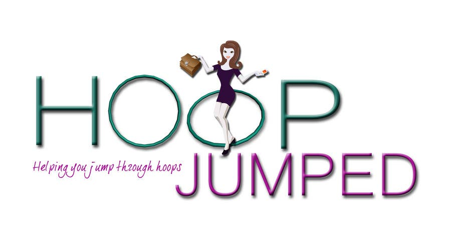 Contest Entry #                                        64                                      for                                         Logo Design for Hoop Jumped