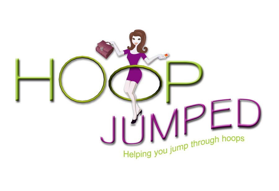 Contest Entry #                                        68                                      for                                         Logo Design for Hoop Jumped