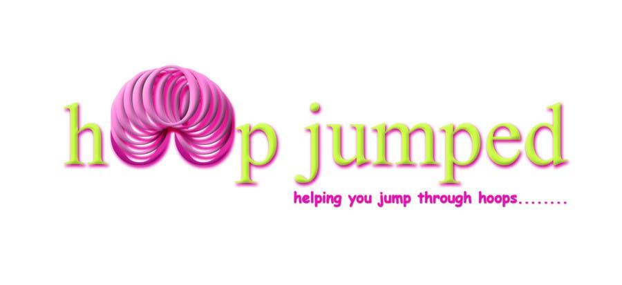 Participación en el concurso Nro.98 para Logo Design for Hoop Jumped