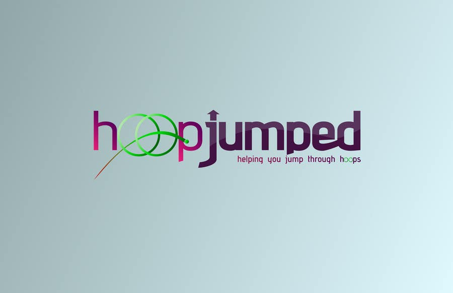Contest Entry #                                        48                                      for                                         Logo Design for Hoop Jumped