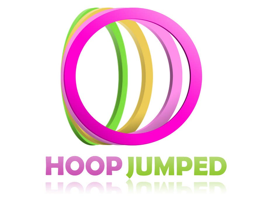Participación en el concurso Nro.15 para Logo Design for Hoop Jumped