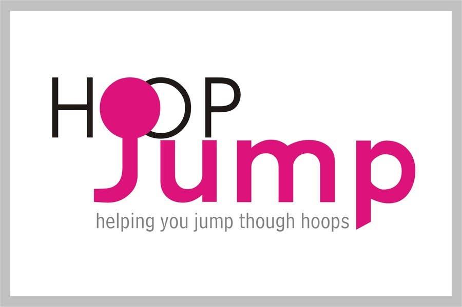 Participación en el concurso Nro.83 para Logo Design for Hoop Jumped