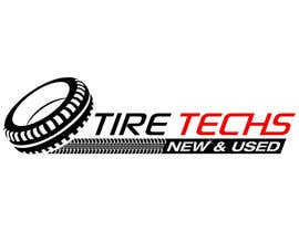#36 for i need a logo design for Tire Techs by sujicn