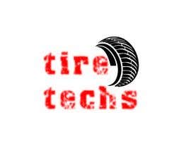 #9 for i need a logo design for Tire Techs by pointlesspixels
