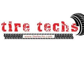 #10 for i need a logo design for Tire Techs by pointlesspixels