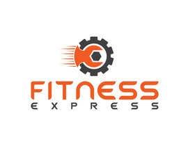 #163 for Design a Logo for my company called FITNESS EXPRESS, Inc by rajnandanpatel