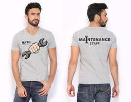 Nro 19 kilpailuun Design a T-Shirt for Apartment Maintenance Staff käyttäjältä DesignerCS