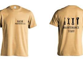Nro 7 kilpailuun Design a T-Shirt for Apartment Maintenance Staff käyttäjältä sidrareza