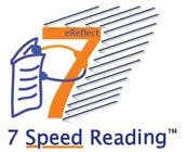 Logo Design for 7speedreading.com için Graphic Design61 No.lu Yarışma Girdisi