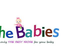 #130 for Niche Babies Logo by smartwiztech1