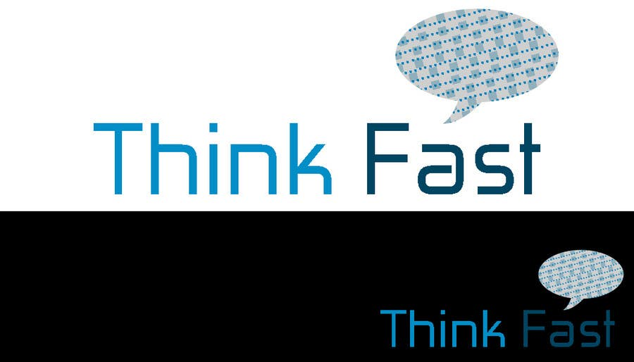 #58 for Graphic Design for Think Fast by saadusmani