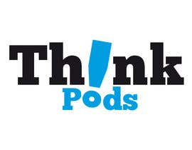 #59 untuk Logo Design for ThinkPods oleh JoGraphicDesign