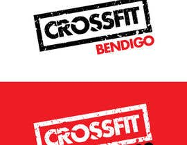 #180 para Logo Design for CrossFit Bendigo por witelion