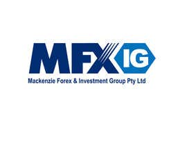 smarttaste tarafından Logo Design for Mackenzie Forex & Investment Group Pty Ltd için no 100