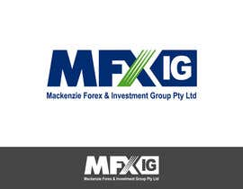 smarttaste tarafından Logo Design for Mackenzie Forex & Investment Group Pty Ltd için no 104