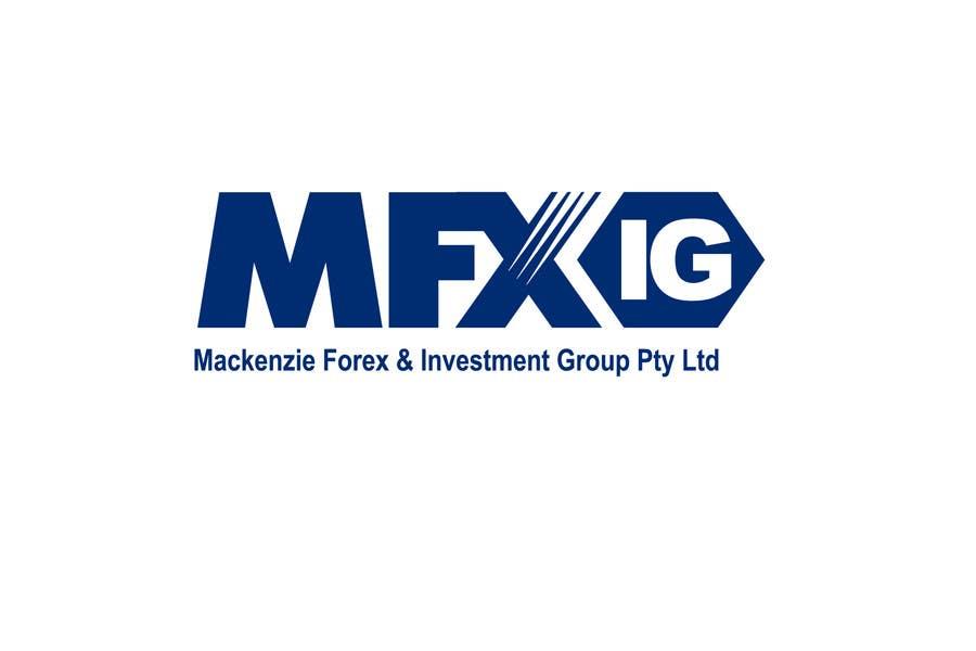Konkurrenceindlæg #                                        101                                      for                                         Logo Design for Mackenzie Forex & Investment Group Pty Ltd