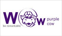 Bài tham dự #240 về Graphic Design cho cuộc thi WOW! Purple Cow - Logo Design for wowpurplecow.com - Lots of creative freedom, Guaranteed Winner!