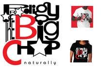 Graphic Design Kilpailutyö #58 kilpailuun T-shirt Design for natural hair tshirt line