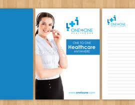 Brandwar tarafından Simple stationary for One to One Healthcare için no 24