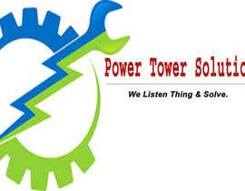 sanjaygodara12 tarafından Design a Logo for Tower Power Solutions için no 103