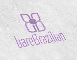 #372 for BareBrazilian Logo for Beauty Cosmetic Line af vladspataroiu
