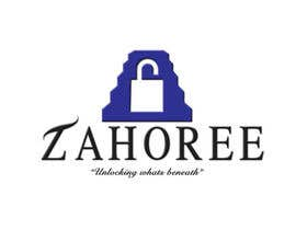 #3 untuk Design a Logo for Zahoree company oleh veectechnology