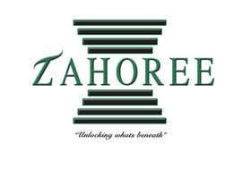 #11 untuk Design a Logo for Zahoree company oleh veectechnology