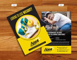 #11 para Design a small flyer for weight loss to leave at shop counters por decorusads