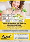 Graphic Design Inscrição do Concurso Nº27 para Design a small flyer for weight loss to leave at shop counters