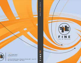 nº 38 pour Graphic Design for FINE FX | Art & Motion par thuanbui