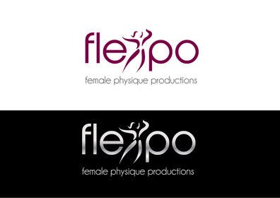 #71 untuk Logo Design for Flexpo Productions - Feminine Muscular Athletes oleh paxslg