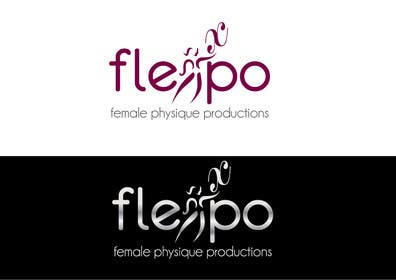 #135 untuk Logo Design for Flexpo Productions - Feminine Muscular Athletes oleh paxslg