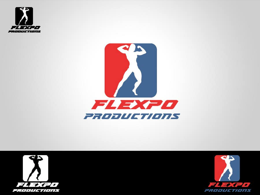 Contest Entry #63 for Logo Design for Flexpo Productions - Feminine Muscular Athletes