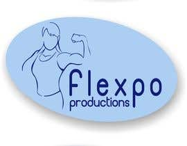 #139 untuk Logo Design for Flexpo Productions - Feminine Muscular Athletes oleh lowendmadness