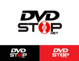 #180 para Logo Design for DVD STORE por winarto2012