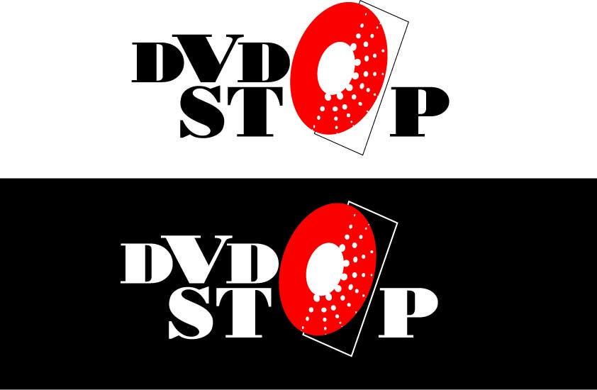 Inscrição nº                                         182                                      do Concurso para                                         Logo Design for DVD STORE