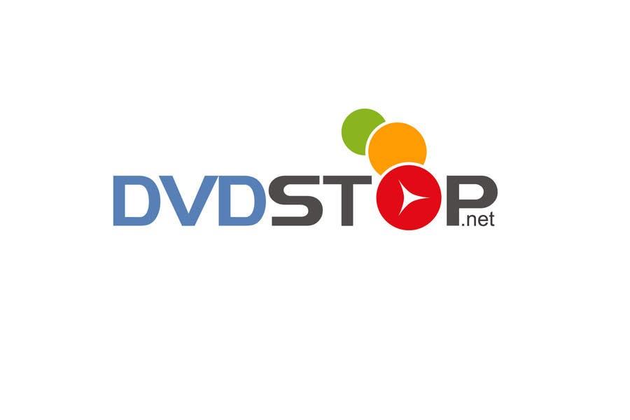 Inscrição nº                                         203                                      do Concurso para                                         Logo Design for DVD STORE