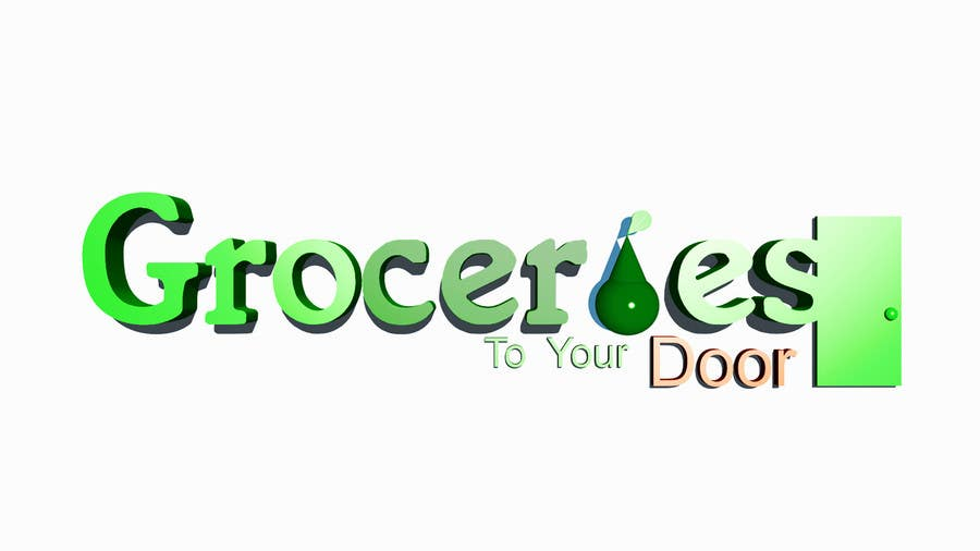 Contest Entry #                                        286                                      for                                         Logo Design for Groceries To Your Door