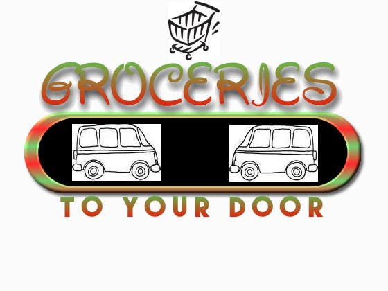 Entri Kontes #345 untukLogo Design for Groceries To Your Door